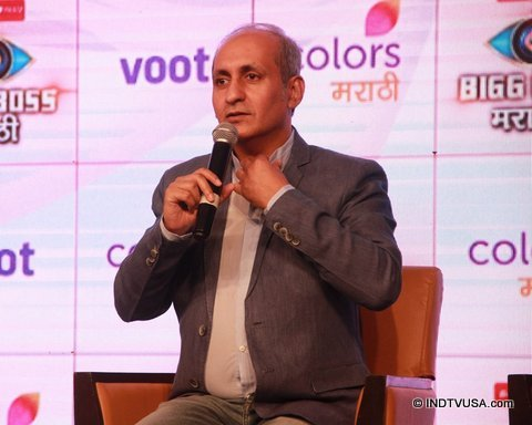 Launch Of New Show Bigg Boss In Marathi By Colors Marathi - INDTVUSA