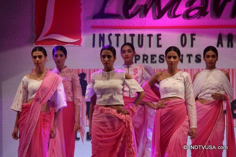 The Ramp For Le'Mark Institute Of Art    Nandish Sandhu
