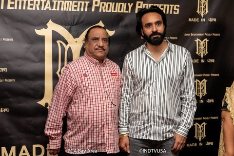 Babbu Maan Press Conference in Bay Area - INDTVUSA