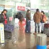 Flights cancelled due to dense fog in northern India, passengers stranded