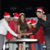 Sunny Leone and Tanuj Virwani promote One Night Stand