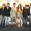 Bipasha and Karan Singh at the trailer launch of Alone
