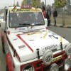 Four-day car rally begins in east India amid hopes to boost tourism