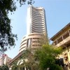 Indian stocks hit record high above 30,000