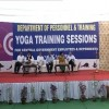 Yoga sessions begin for Indian government employees