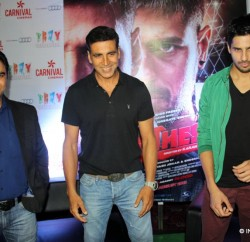 Carnival Cinemas hosted the press conference of film Brothers with Akshay Kumar and Siddharth Malhotra in Indore on 1st Aug (22)