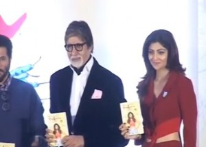 Shilpa Shetty Book On Nutrition