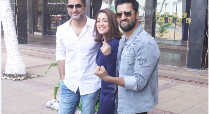 Success Interview with Vicky kaushal, Yami gautam & Mohit raina for